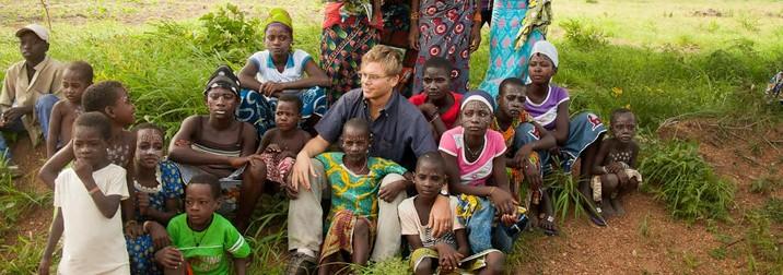 Fin de año solidario en Senegal