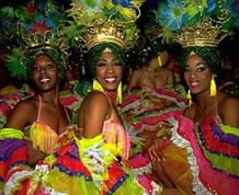 Fin de semana Cubano. Con Espectaculo Tropicana y clases de salsa