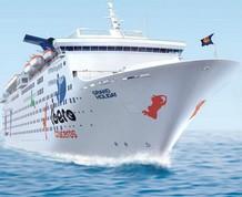 Crucero de Halloween por el Mediterráneo