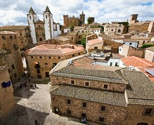 Esencias de Cáceres: Trujillo, Plasencia y P. Nacional Monfragüe