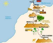 Fin de Año en el Sahara