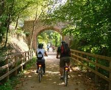 Fin de semana en la Garrotxa: bicis y senderismo
