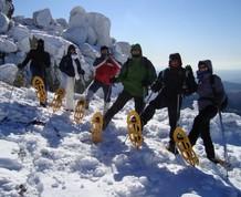 Enero: Senderismo y raquetas de nieve en Espot