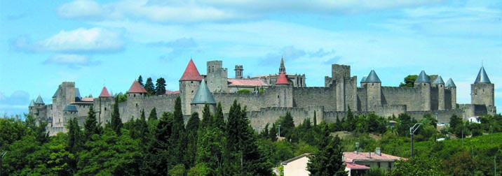 Semana Santa en Carcassonne  1 ÚLTIMA PLAZA EN INDIVIDUAL