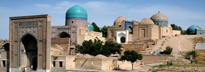 Viaje Singles: Ruta de la Seda: camino de Samarkanda