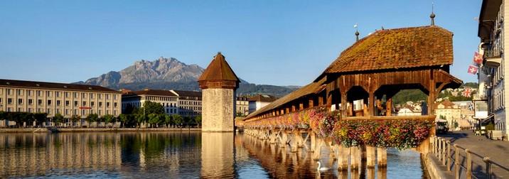 Suiza y Selva Negra