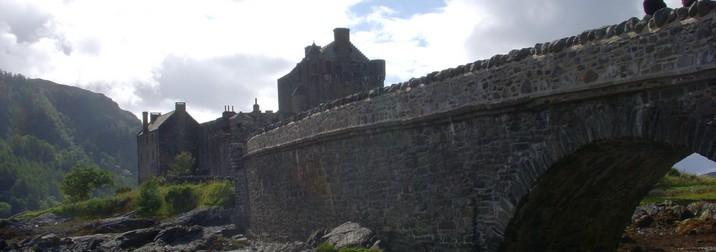 Agosto: Paseando por Escocia ÚLTIMA PLAZA CHICO DESDE BCN