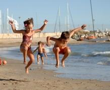 Costa Brava, volcanes y calas en familia