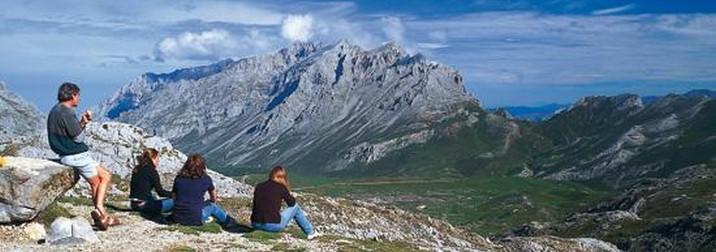 Aventura en Picos de Europa con adolescentes  ¡Primer grupo completo!  NUEVA SALIDA