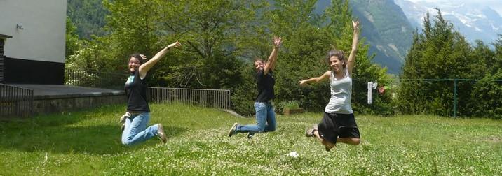 Agosto: Valle de la Pineta viaje con los niños