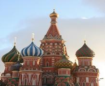 San Petersburgo y Moscú de Lujo