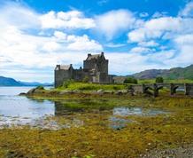 Agosto: Paseando por Escocia