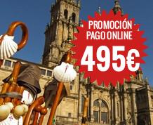 Agosto: Comparte el Camino de Santiago