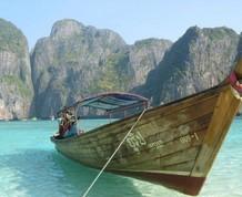 Tailandia: Come, Reza, Lucha y... ¡Playa! (I)
