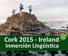 Inmersión lingüística en Irlanda