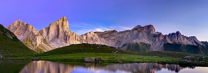 Senderismo y Kayak en el Pirineo Francés (I)