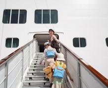 Crucero Solteros con niños, por el Mediterráneo I