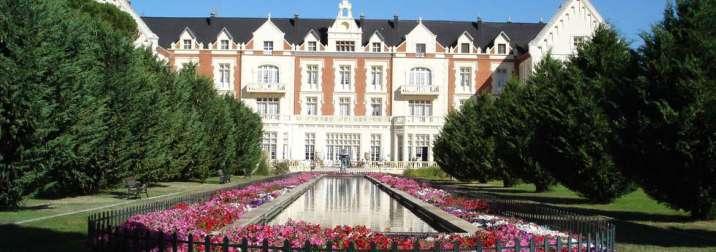 Escapada VIP de relax y fiesta en Palacio Balneario en Valladolid
