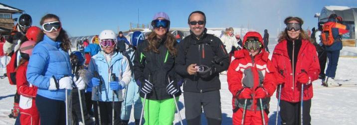 Navidad en familia: Granada y Sierra Nevada