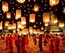 Tailandia: Festival de Loy Katrong