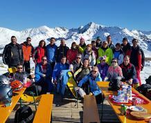 Enero: Esquí en Cerler