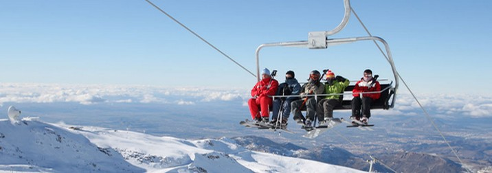 Fin de semana de esquí en Andorra