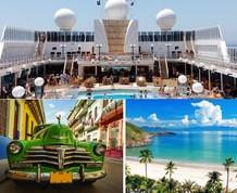 Vacaciones Singles: Crucero Fin de Año en Cuba, Jamaica, Islas Cayman y México