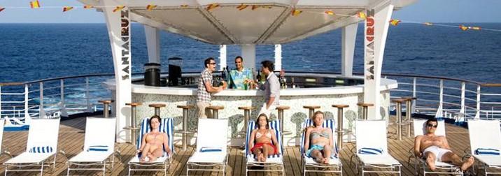 Agosto: Crucero por el Mar Mediterráneo I