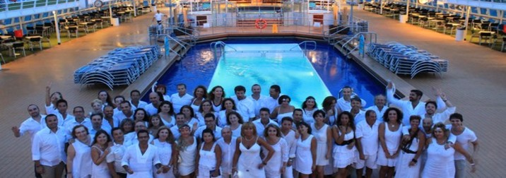 Agosto: Crucero, vive Mediterráneamente II