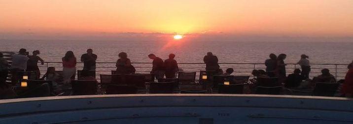 Puente Diciembre 2016: Crucero Mar Mediterráneo