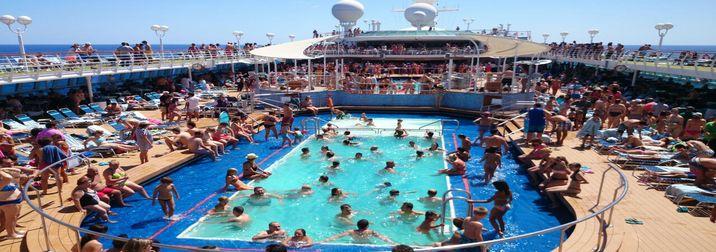Julio: Crucero por el Mar Mediterráneo