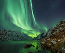 Febrero en Laponia: En busca de aurora boreal