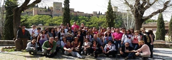 Semana Santa Low Cost en Granada (para singles de 30 a 50 años)