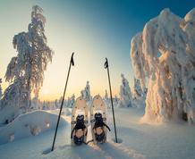 Semana Santa en Laponia