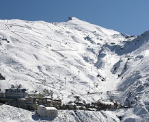 Marzo: Ski en Sierra Nevada