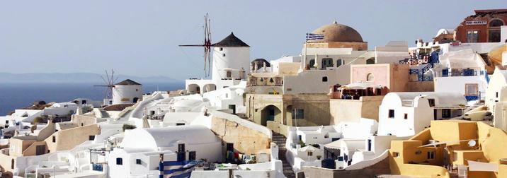 Julio: Grecia, crucero por 7 islas