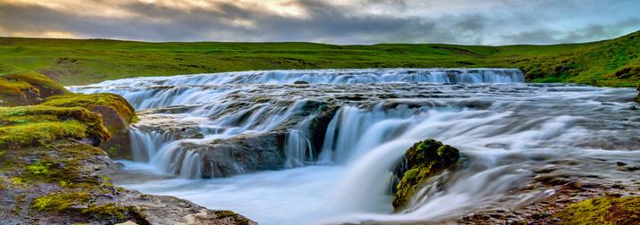 Agosto: Islandia, entre glaciares y volcanes