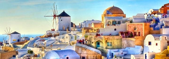 Grecia, crucero por 7 islas