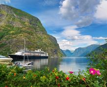 Junio: Crucero Gruppit por los Fiordos Noruegos