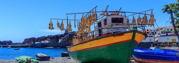 Agosto: Madeira, esplendor atlántico II