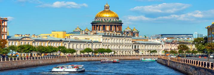 Agosto: Crucero Fluvial por el Volga