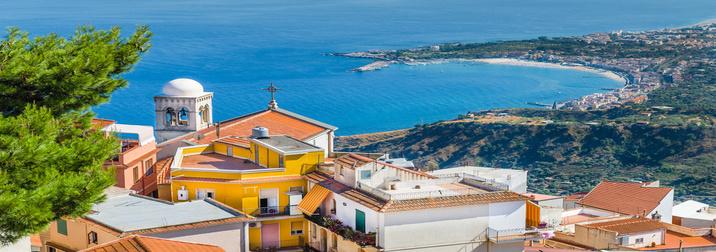 Agosto: Sicilia, el regalo de Etna