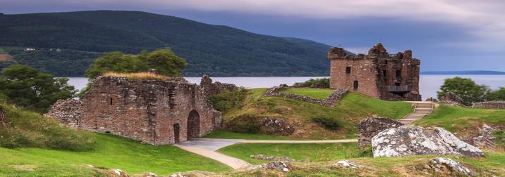 Agosto: Maravillas de Escocia
