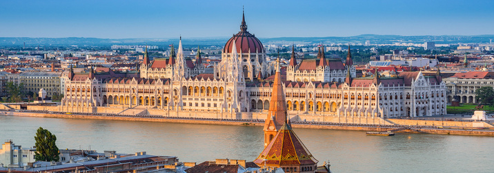 Septiembre: Praga, Viena y Budapest