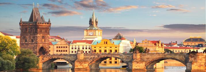 Agosto: Praga, Viena y Budapest