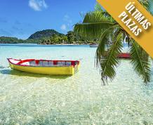 Semana Santa: Crucero por Antillas y Caribe Sur