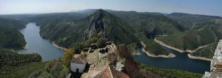 Monfragüe y Valle del Jerte