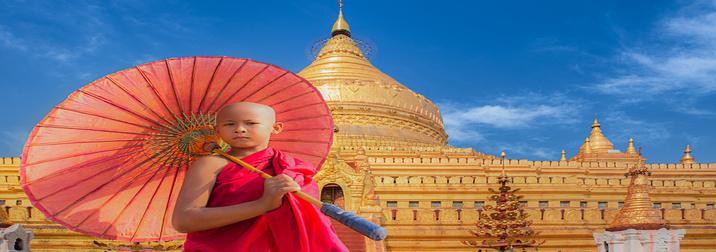 Myanmar, la esencia del budismo