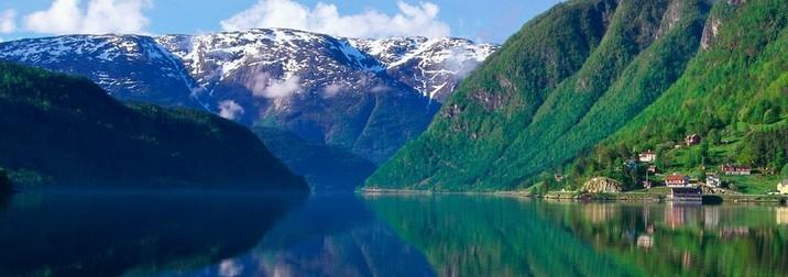 Agosto: Ruta por Fiordos Noruegos