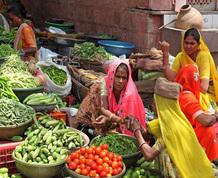 Semana Santa en la India: Rajastán